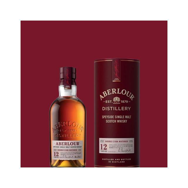 Aberlour Single Malt Scotch Whisky 12 Years