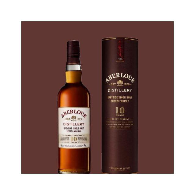 Aberlour Single Malt Scotch Whisky 10 Years