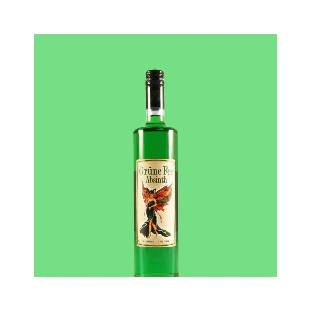 Grüne Fee Absinth