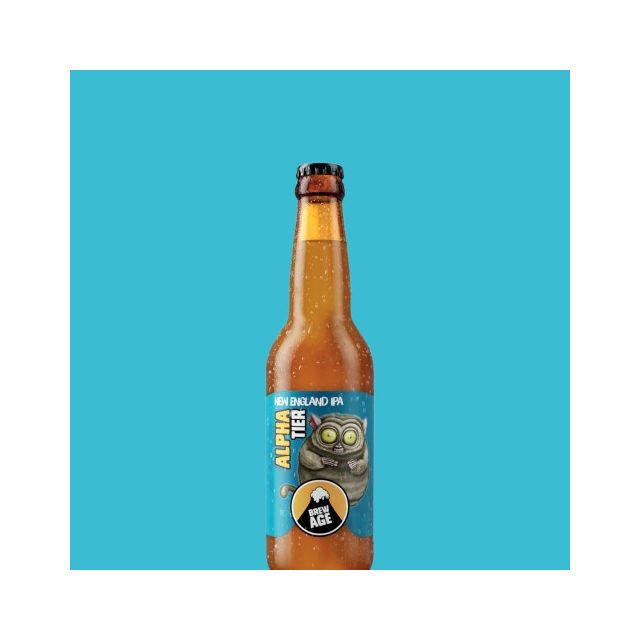 Brew Age New England IPA Alphatier