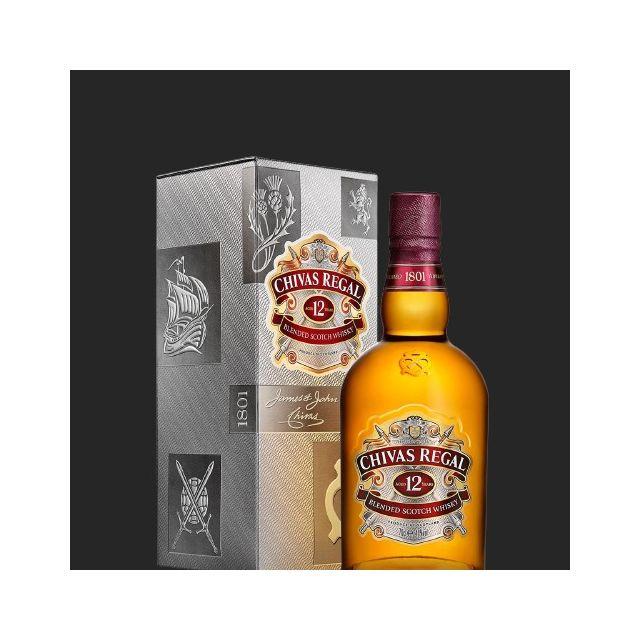 Chivas Regal Scotch Whisky 12yo