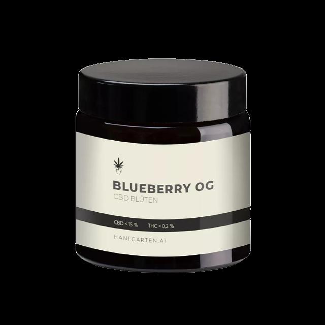 Blueberry OG Premium Blüten