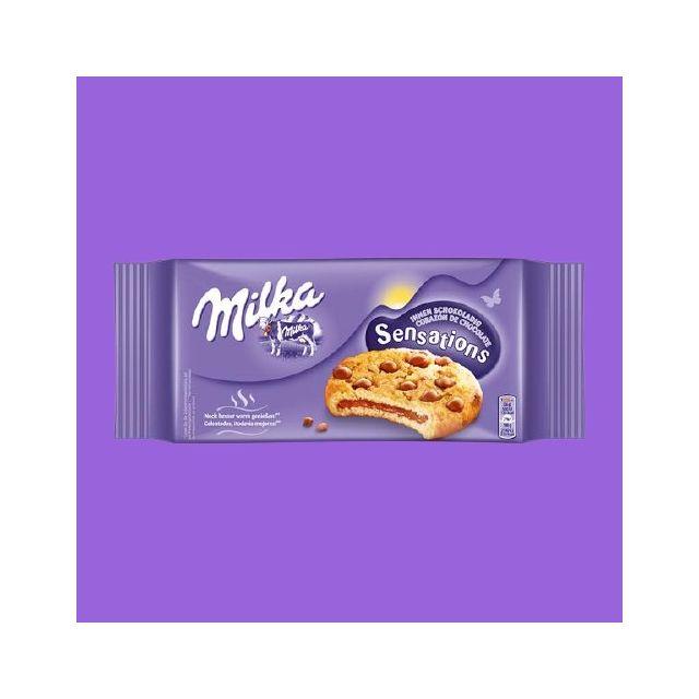 Milka Cookies Sensations Schoko