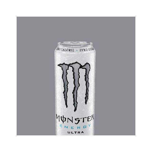 Monster Energy Ultra White