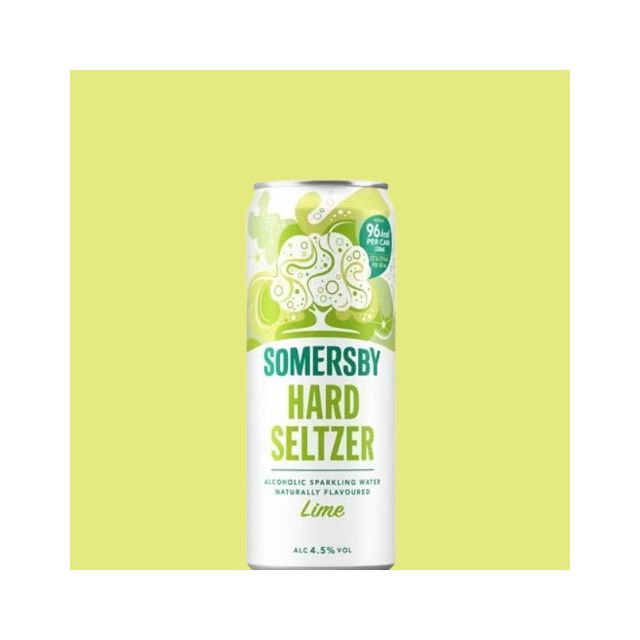 Somersby Hard Selzer Lime