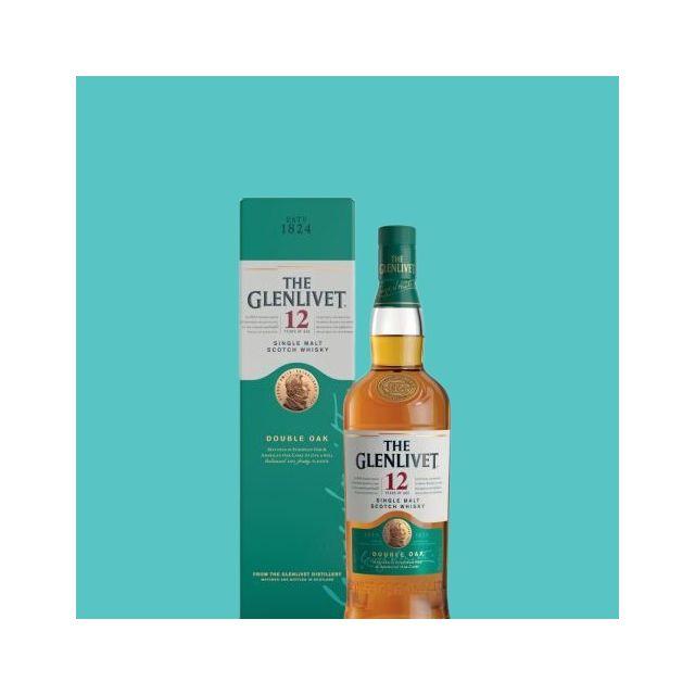 The Glenlivet 12 YO Whisky