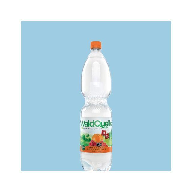 Waldquelle Orangen Beeren-Mix