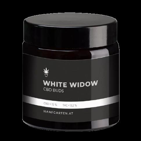White Widow Premium Blüten