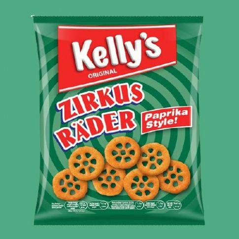 Kelly's Zirkusräder