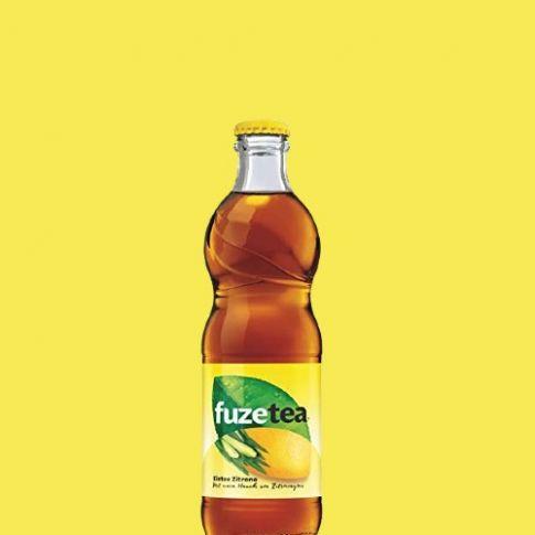 Fuze Eistee Zitrone