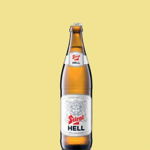 Stiegl Hell