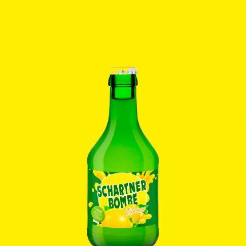Schartner Bombe Zitrone