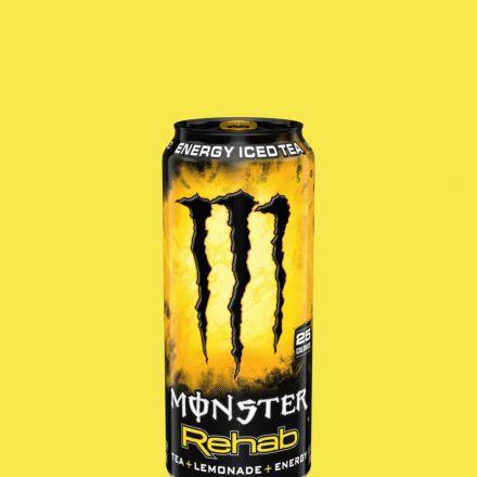 Monster Energy Rehab Lemon